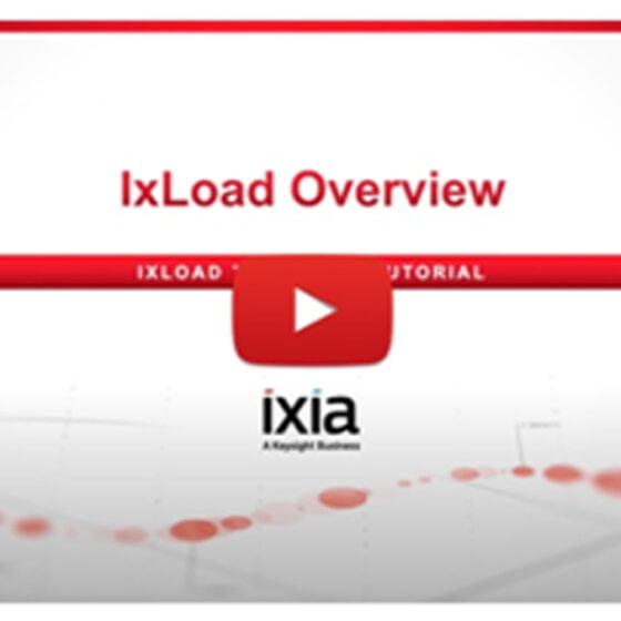 Keysight Ixia Test